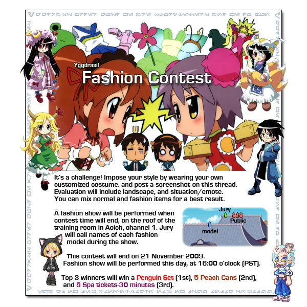 Fashion Contest Contest-fashion
